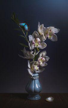 Flower Still Life III van Sandra H6 Fotografie