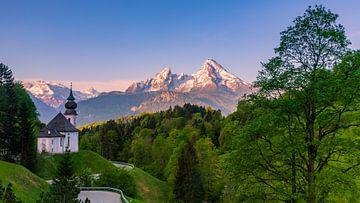 Maria Gern, Berchtesgaden, Bayern, Deutschland