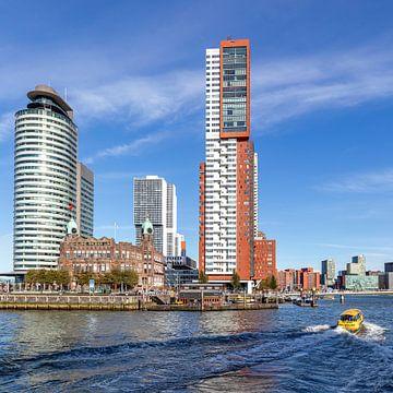 Rotterdam Wilhelminapier van Angelique Niehorster