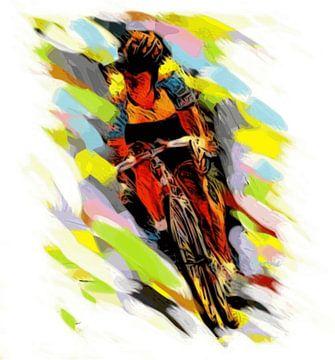 Race fietser van ! Grobie