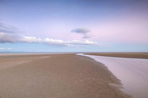 Pink Beach van