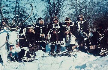 Esquimau sur Jaap Ros