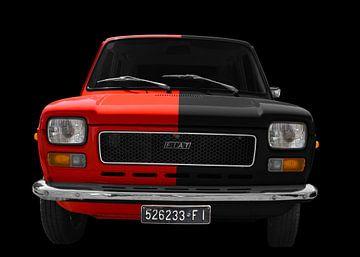 Fiat127 Duotone van aRi F. Huber