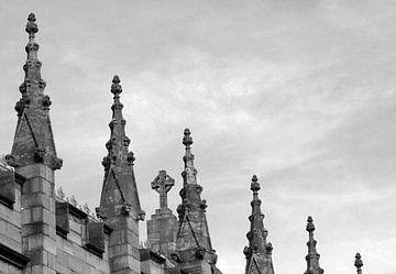 Dubliner Schloss, Irland von Roger VDB