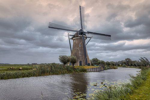 Boezemmolen No. 6 - Haastrecht (NL)