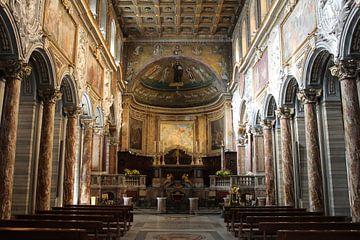 San Marco Kerk Rome van Martin van den Berg Mandy Steehouwer