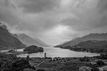 Loch Shiel von Yvonne Quanjel