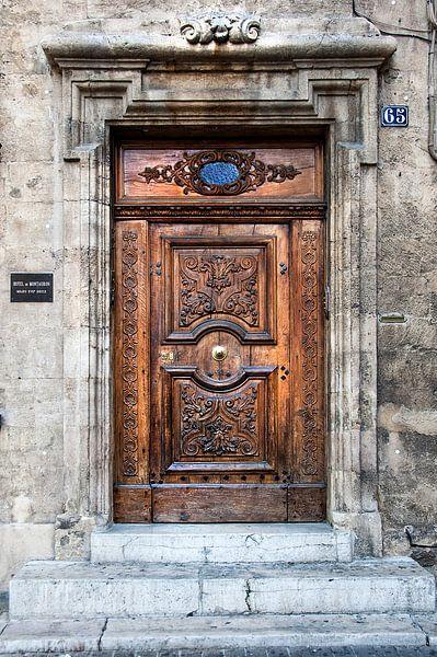 Deur 3 Aix-en Provence van Anouschka Hendriks