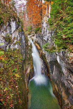 Tatzelwurm Watervallen van Einhorn Fotografie