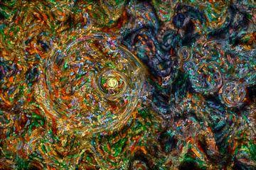 Bollblitz von GOOR abstracten