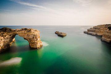 Meerblick Algarve von Benjamin Obst