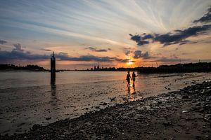 Sonnenuntergang von Marinella Geerts