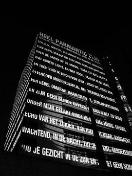 Een gebouw vol poezie von noeky1980 photography