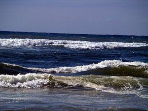 Atlantische golven von Saskia Brand