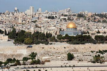 Jerusalem von Ronald Jansen