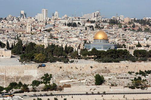 Jerusalem van Ronald Jansen