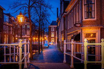 Leiden in Lockdown: Groenhazengracht van Carla Matthee