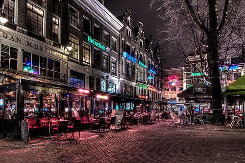 Amsterdam Leidseplein van