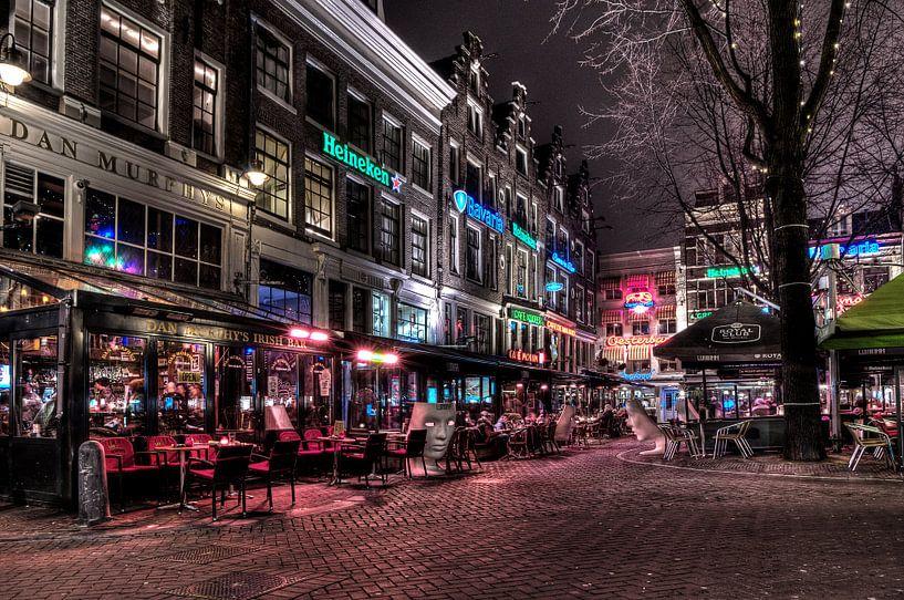 Amsterdam Leidseplein van Wouter Sikkema