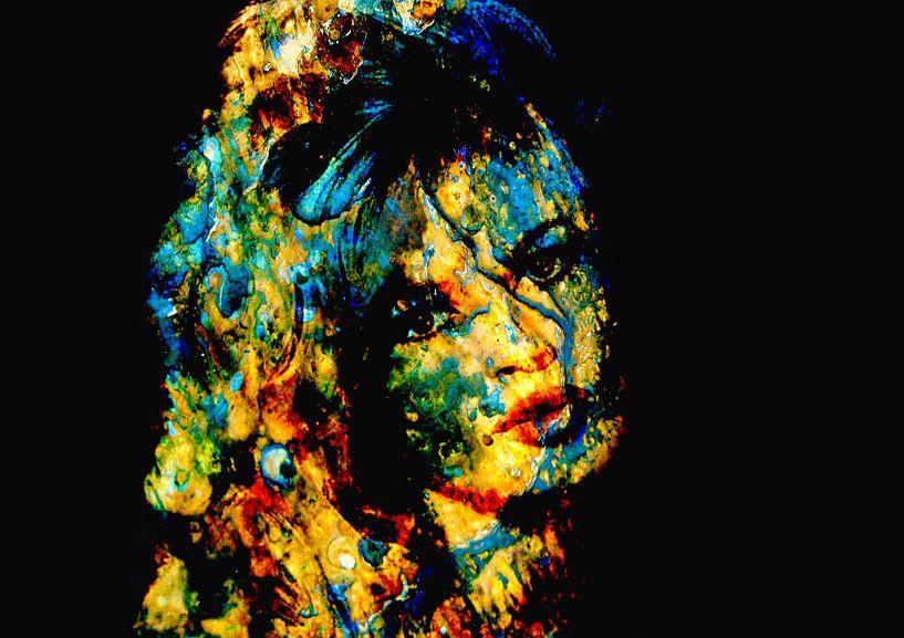 Brigitte Bardot von Alice Berkien-van Mil