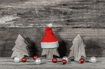 Kerstvakantie achtergronddecoratie van Alex Winter