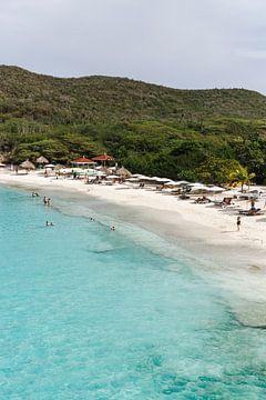 Curacao Kleine Knip | Nederlandse Antillen | Strand foto van Arma Kremers