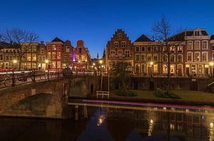 Oudegracht Geertebrug Utrecht van André Russcher
