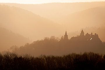 Rammelburg in Mansfeld van Martin Wasilewski