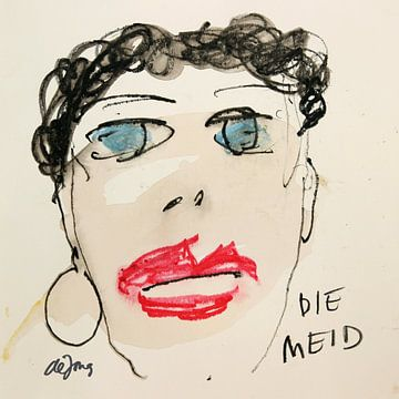 Mirrna von Leo de Jong