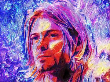 Cobain van Jean-Louis Glineur alias DeVerviers