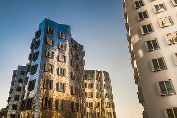 Frank-Gehry-Gebäude Düsseldorf von Ko Hoogesteger