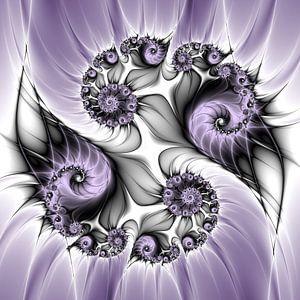 Purple Illusion van