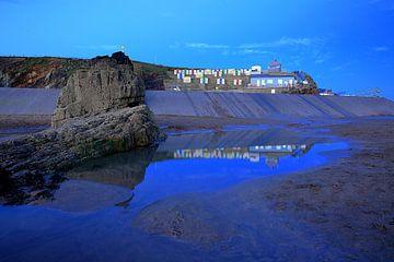 Strandhuisje Cornwall huisje van Patrick Lohmüller