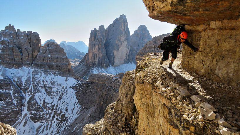 Schartensteig - Trentino-Alto Adige - Italië van Felina Photography