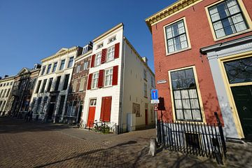 Nieuwegracht in Utrecht sur In Utrecht