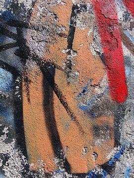 Urban Abstract 212 van MoArt (Maurice Heuts)