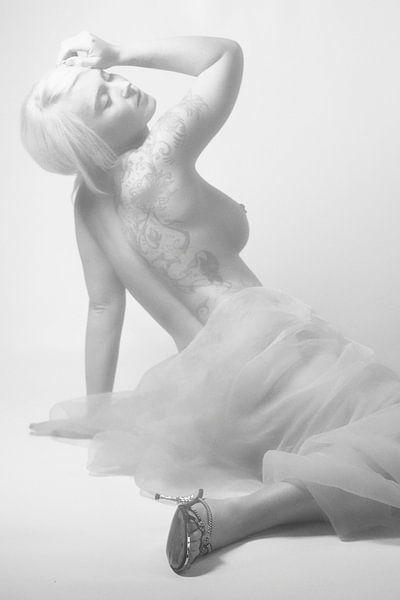 Nacktheit van Falko Follert