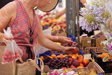 Marktdag in Mallorca van t.ART