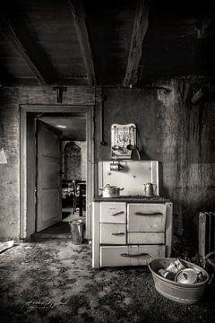 Küche Verfall von Frans Nijland