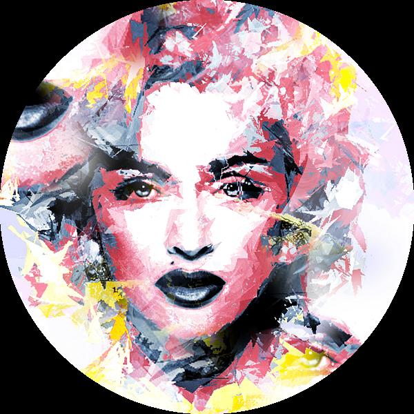 The Three Madonna's van Brian Raggatt
