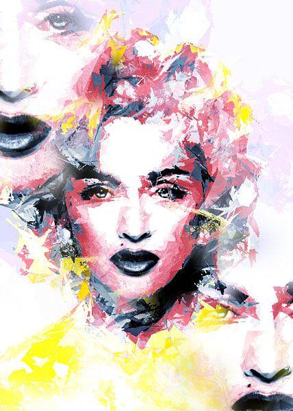 Die drei Madonnas von Brian Raggatt
