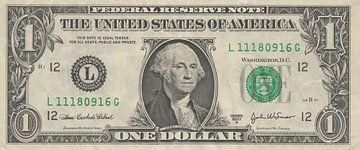 1 Dollar van Felagrafie .