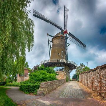 'De Windotter' in IJsselstein sur Paul van Baardwijk