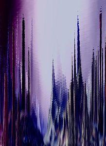 Abstrakte Landschaft 9