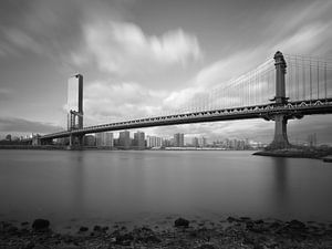 Le pont de Manhattan sur Maikel Brands
