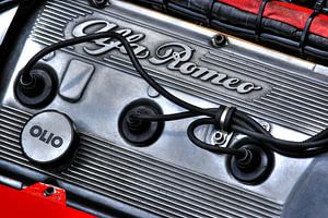 Alfa Romeo Retro Power