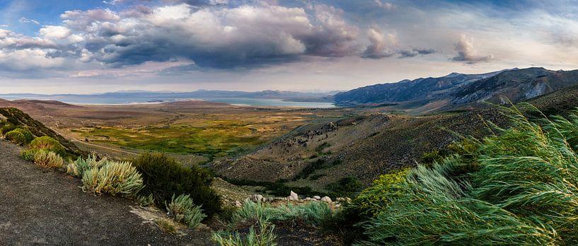 Mono Lake van Erik Bouma