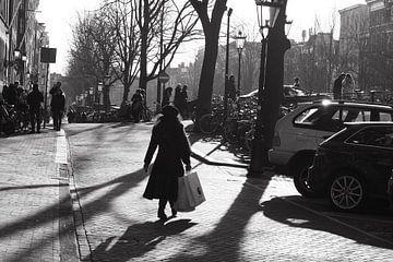 Monochrome Street View van Dana Marin