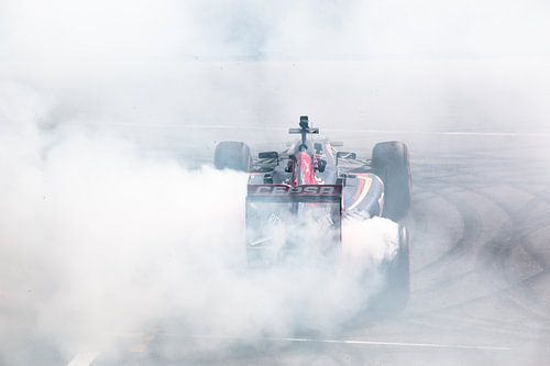 Max Verstappen burnout