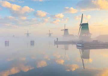 Perfecte reflectie van Arjen Noord